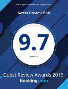 2016 bookin.com award